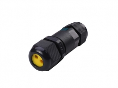 M684 1 in 2 out  IP68 waterproof connector