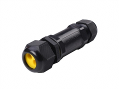 M685 1 in 2 out IP68 waterproof connector